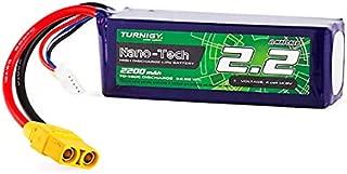 Turnigy Nano-Tech Plus 2200mAh 4S 70C Lipo Pack w/XT90