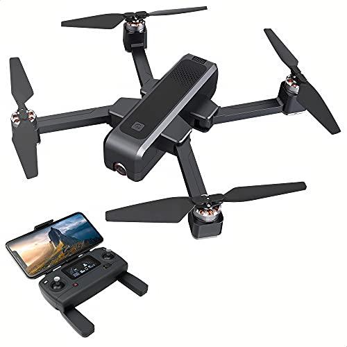 BINDEN Drone Semi Profesional B4W 2K Dron Plegable con Cámara 2K Full HD con WiFi Posicionamiento Flujo Óptico Ultrasónico y GPS...