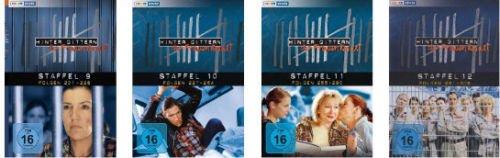 Hinter Gittern - der Frauenknast: Staffel 9 - 12 im Set - Deutsche Originalware [24 DVDs]