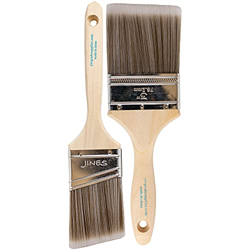 Pro Grade - Paint Brushes - 2Pk - Paint Brush Set