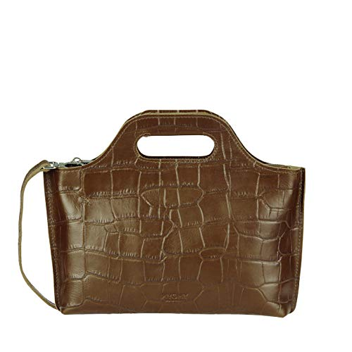 MYOMY My Carry Bag Croco Original Handtas MOM80512610