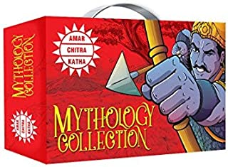Amar Chitra Katha: The Complete Mythology Collection (Set of 73 Titles) [Paperback] Anant Pai