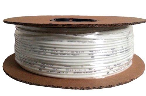 ATP IMBIBE NSF 61 Polyethylene Plastic Tubing, White, 11/64