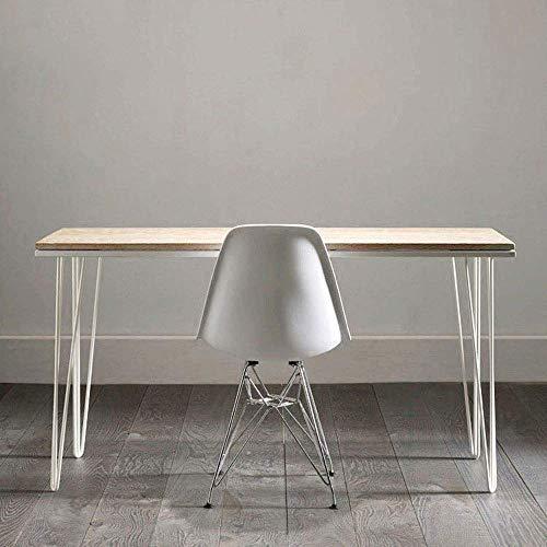 Computer-Schreibtisch Moderne Computer-Schreibtisch Einfache kleine Rezeption Studie Tabelle Teen Geeignet for Home Office Home Desk (Farbe: Beige, Größe: 120x60x75cm) LOLDF1