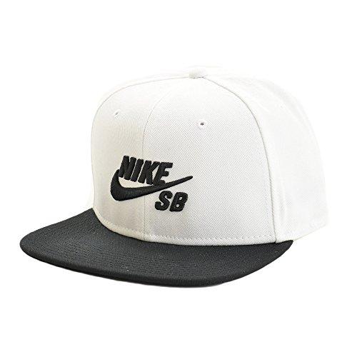 Nike SB Icon Kappe, weiß, One Size