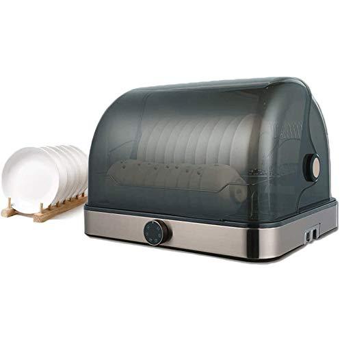 Hammer 60L Cuisine Désinfection Placard guéridon désinfection Machine ménagers de Cuisine Vaisselle Couverts Boîte de Rangement Sèche-UV, 128 ° Circulating air Chaud Sèche-Vaisselle