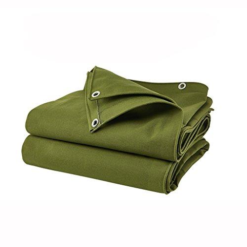 Cubierta de lona de alta resistencia para lonas militares de pvc verde militar para acampar Jardinería y para mascotas Cubiertas para el suelo Carpa de inyección de tinta para carros para paquetes dir