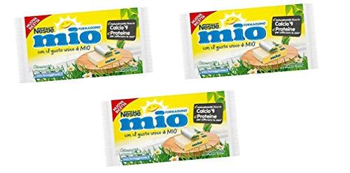 3x Nestlè Formaggino Mio Classico glutenfrei Käse Frischkäse reich an Kalzium 125g