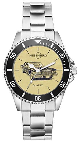 KIESENBERG Uhr - Geschenke für Cadillac Fleetwood Oldtimer Fan 4114