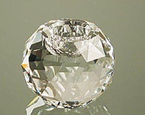 Swarovski Kerzenstaender Kugel mittel candleholder ball medium 010134 AP 1990 4 cm