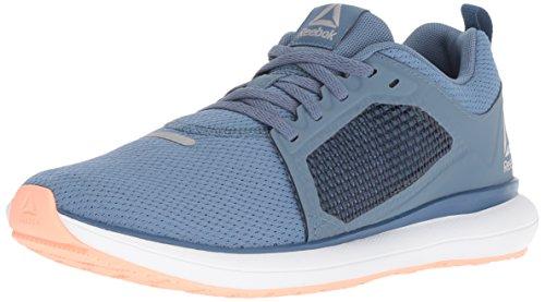 Reebok Driftium Ride - Zapatillas de Correr para Mujer, pizarrón Azul/Bnkr Azul/Digital, 11