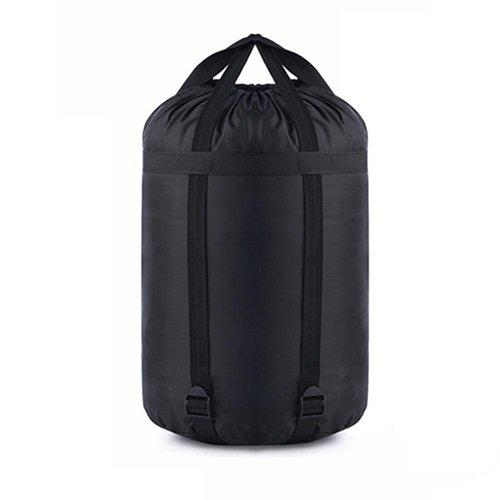 geshiglobal Sac de compression étanche pour camping, randonnée, sac de couchage, sac de rangement