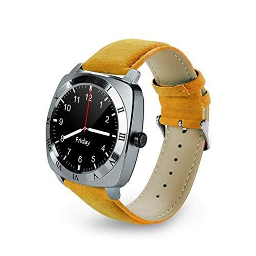 Big Forest Pulsera Inteligente Reloj Inteligente Podómetro Reloj Deportivo Cámara Cámara Reproductor de Tarjeta SIM