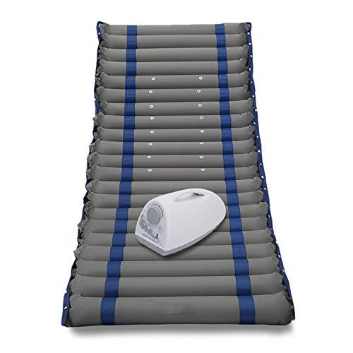 Medical Anti-decubitus matras, micro-hole, ademend, handig reiniging van oudere opblaasbare luchtbed-ziekensneeuwpad