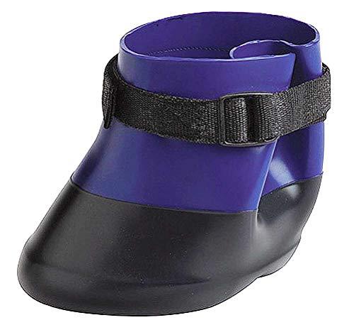AMKA HorseGuard - Zapatos para pezuñas, para caballo, color negro