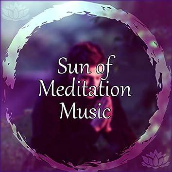 Sun of Meditation Music – Peaceful Sounds of Nature to Keep Mindfulness, Deep Meditation, Relaxation Music, Ocean Waves, Sun Salutation