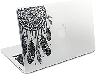 Easy Gift Dream Catcher Decal Removable Vinyl MacBook Decal Sticker Decals Skin with Precision-Cut for Apple MacBook Air MacBook Pro Mac Laptop 13 15 Inch
