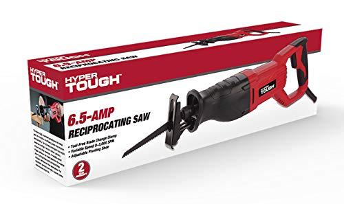 Hyper Tough 3328 6.5Amp Reciprocating Saw