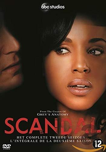 Scandal - Season 2 (Staffel 2) - Deutsch, Französisch und Englisch [6 DVDs]