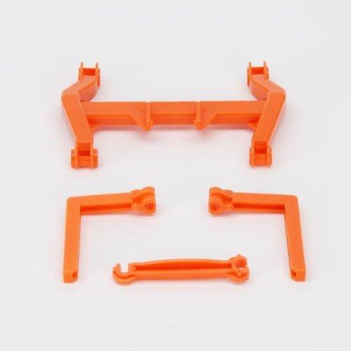 Bruder Ersatzteil Orange-Teile für Holzspalter