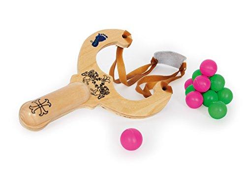 Legler 6357 6357-Aktions-und Geschicklichkeitsspiel-Zwille