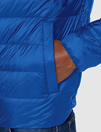Tommy Jeans TJM Packable Light Down Jacket Chaqueta, Azul (providence blue), XL para Hombre