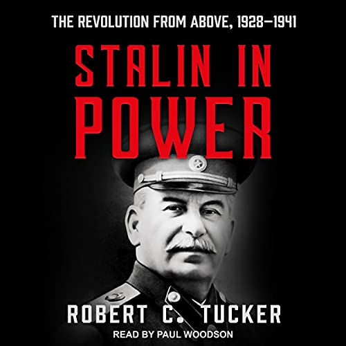 Stalin in Power cover art