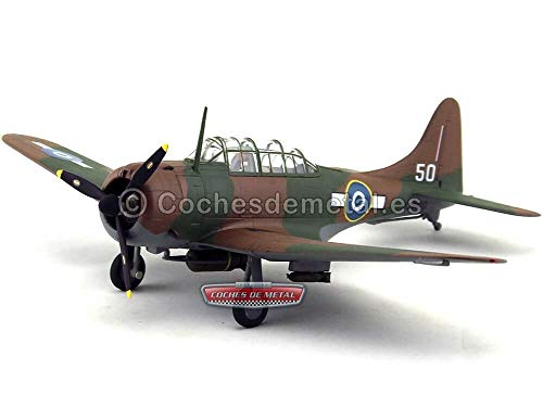 1944 SBD Dauntless Royal New Zealand Air Force Franklin Mint B11E080 1:48