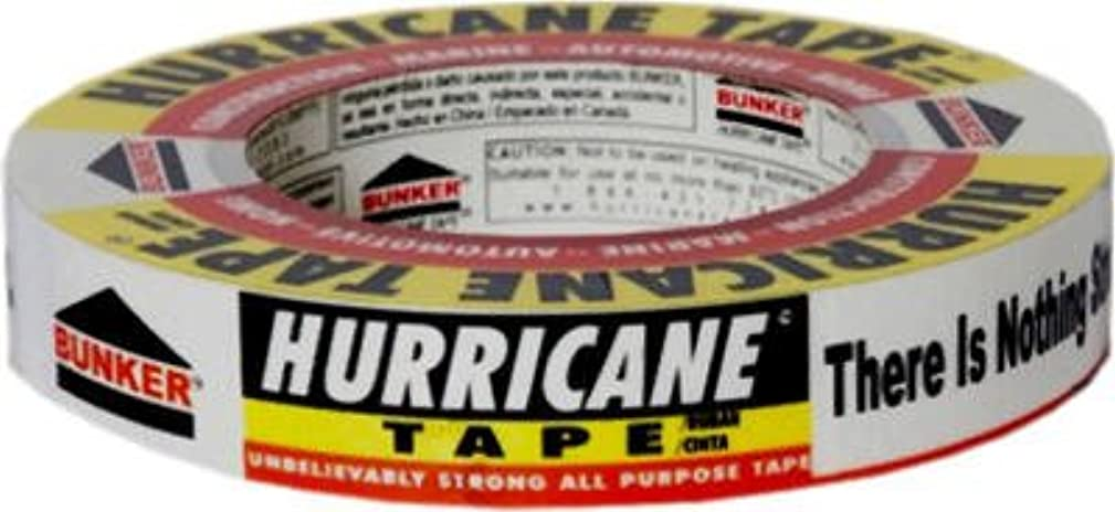 Hurricane Tape Duct Tape Hurricane Window Protection 60 Yd. White 1