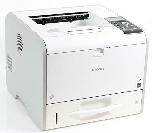 Ricoh SP 4510DN 1200 x 1200DPI A4 Gris, Color Blanco - Impresora láser (1200 x 1200 dpi, 150000 páginas por Mes, Negro, 40 ppm, 17 s, 5 s)