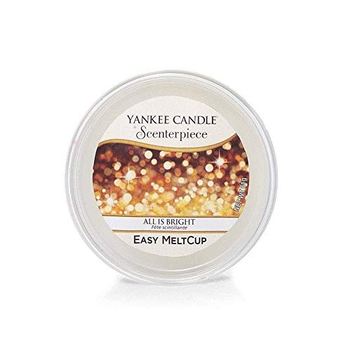 Yankee Candle 'All Is Bright Scenterpiece Melt Cups, White