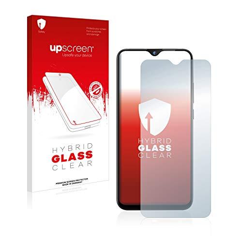 upscreen Hybrid Glass Panzerglas Schutzfolie kompatibel mit Gigaset GS290 9H Panzerglas-Folie