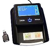 Geldscheinprüfer Multiwährungtester Banknotentester NEW erkennt neue 100 und 200 EURO Banknoten...