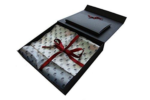 Zeitbote Hochzeitsbrief Paket - Besonderes Hochzeitsgeschenk - Zeitkapsel zur Hochzeit - Briefversand in der Zukunft (Wolke 7 - 14 Briefe / 7 Jahre)