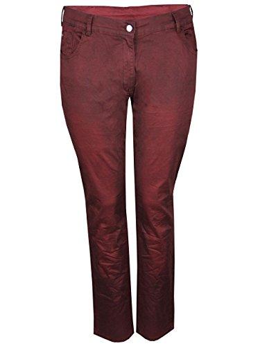 No Secret Hose Jeans petrolgrün Größe 54