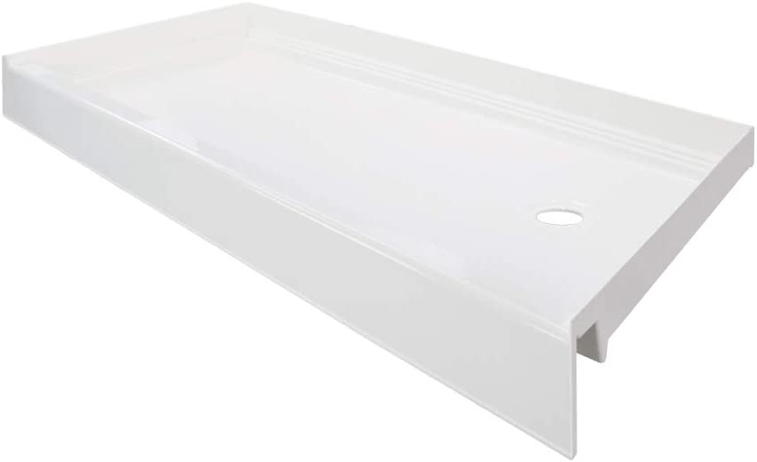 Transolid T36030R-01 T3 60-in x Alcove Shower Directly managed store 30-in Rectangular Regular discount