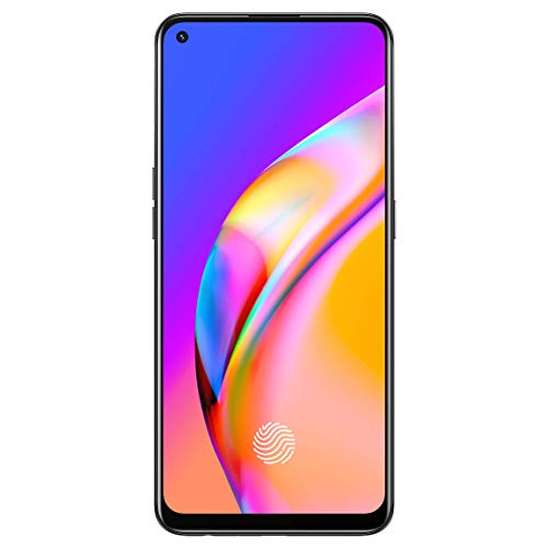 OPPO F19 Pro (Fluid Black, 8GB RAM, 128GB Storage) with No Cost EMI/Additional Exchange Offers
