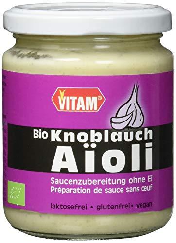 VITAM Knoblauch Aioli, 6er Pack (6 x 225 g)