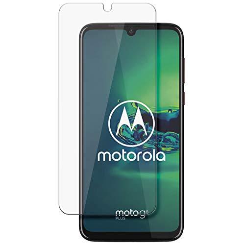 disGuard Schutzfolie für Motorola Moto G8 Plus [2 Stück] Entspiegelnde Bildschirmschutzfolie, MATT, Glasfolie, Panzerglas-Folie, Bildschirmschutz, Hoher Festigkeitgrad, Glasschutz, Anti-Reflex