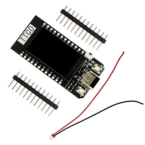 qianqian56 TTGO T-Display ESP32 Development Board WiFi and Bluetooth Module 1.14 Inch LCD For Arduino