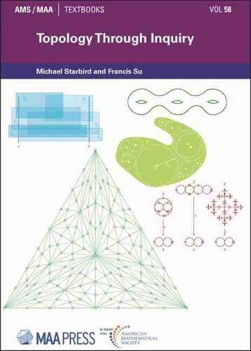 Topology Through Inquiry (Ams/Maa Textbooks, Band 58)