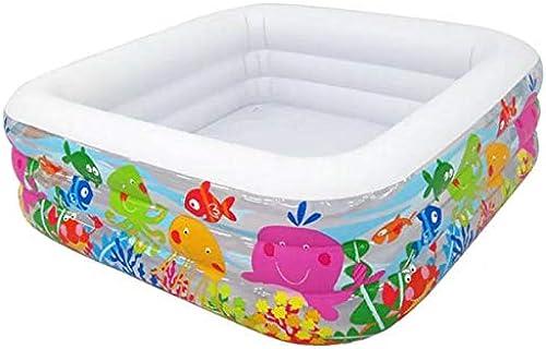 Aquarium Pool Square aufblasbarer Pool Pool