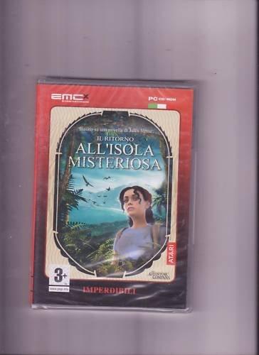 Il ritorno all'isola misteriosa. Con DVD