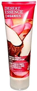 Tropical Coconut Hand & Body Lotion