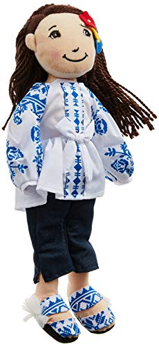 Manhattan Toy Groovy Girls Special Edition Willow - 2019 Release Soft Fashion Doll