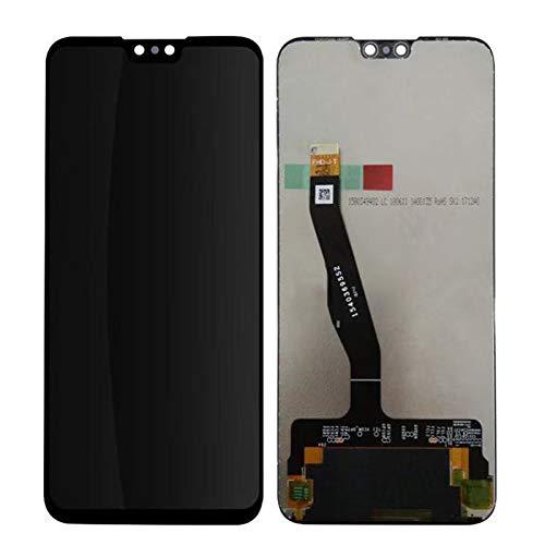 Nrpfell Pantalla LCD Pantalla de Contacto Kit de Ensamblaje de Digitalizador de 6.5 Pulgadas para 9 Plus con Herramientas Negro Sin Marco