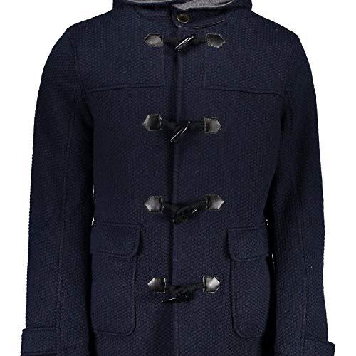 cappotto uomo guess Guess 127030 - Cappotto da uomo Blu S