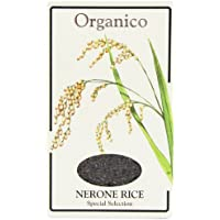 Organico Nerone Arroz integral negro, 500 g