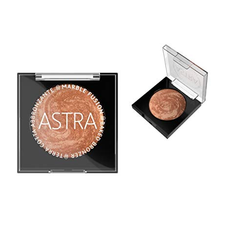 Poudre bronzante Marble Fusion 0004 - Amber Dust Astra Make-Up