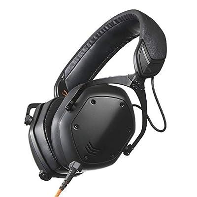 V-Moda Crossfade M-100 Master Over-Ear Noise-Isolating Headphone,Matte Black from V-moda